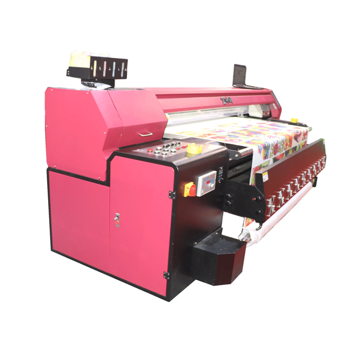GB-1823D directly inkjet printer for fabric